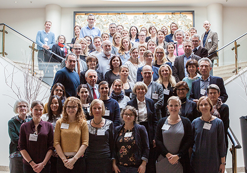 Investigator Meeting 2017 in München, (c) Helmholtz Zentrum München